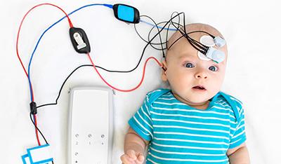 新生児聴覚スクリーニング検査で問題を早期発見